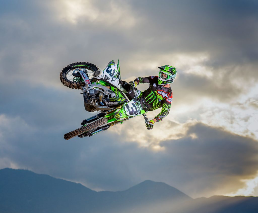 image of Eli Tomac - Motocross training