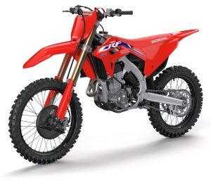 image of a motocross bike